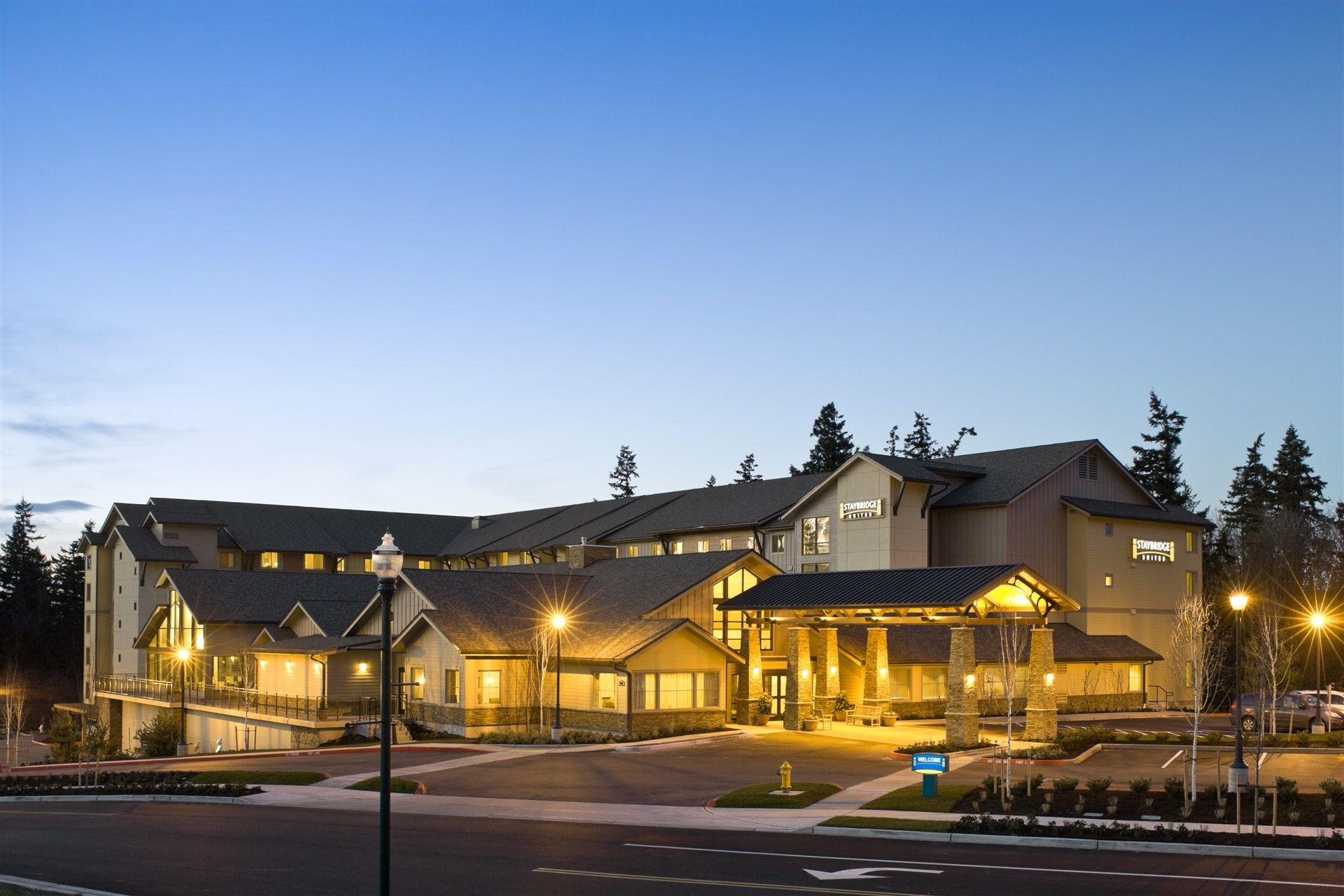 Staybridge Suites Mukilteo Wa United States Everett Of America