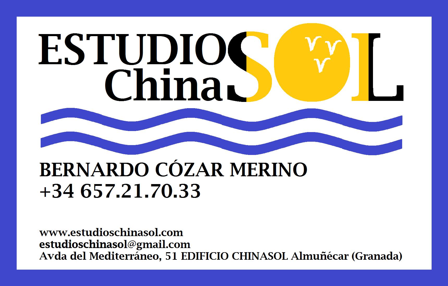 Estudios Chinasol – Almuñécar – España
