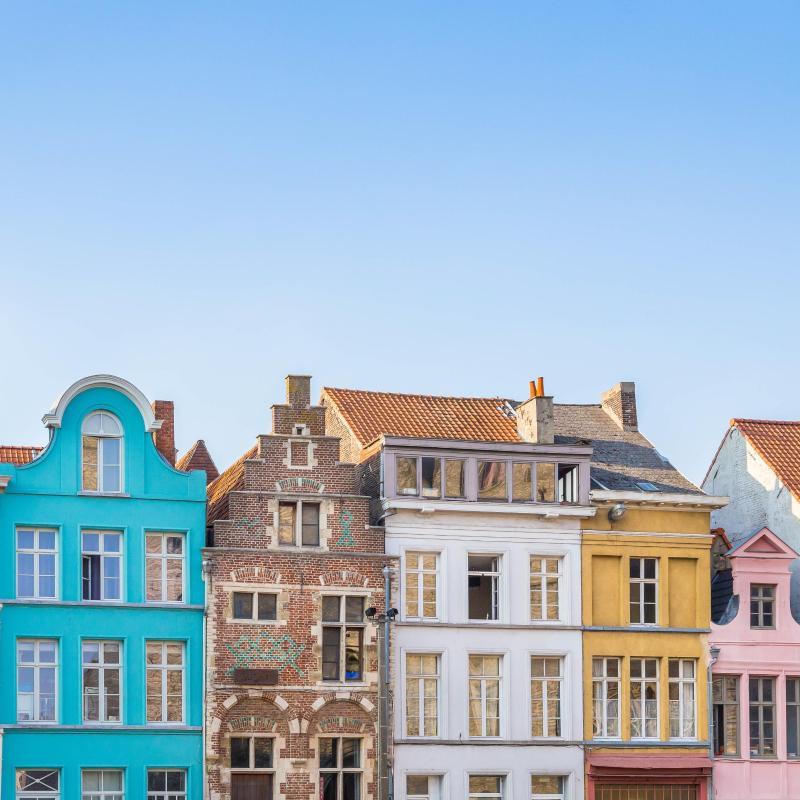 比利时根特30大推荐酒店 (477元起)