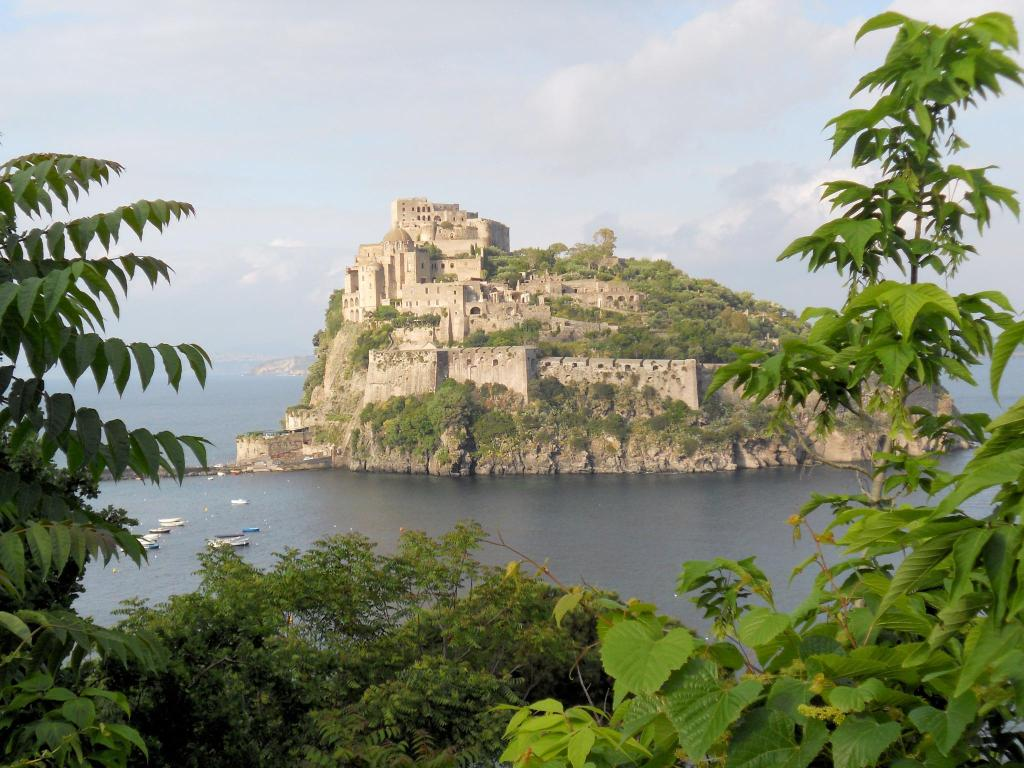 Hotel Cristallo Ischia Booking