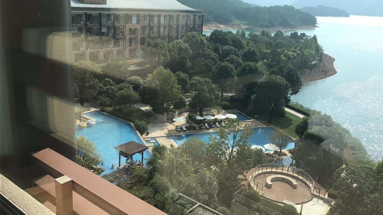 千岛湖洲际度假酒店的一条住客点评   尊贵型 千岛湖千岛湖镇羡山