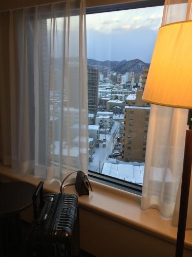 日本酒店点评 北海道酒店点评 札幌酒店点评 普乐美雅饭店 中岛公园