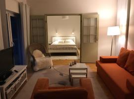 Weizenberg Apartment