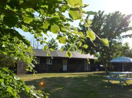 Copton Thatch Lodge