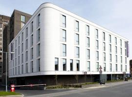 伦敦锡德卡普高级酒店, 席德卡普