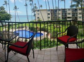 Kanai A Nalu Apartment 315 by Maui Vision Rentals, 玛雷亚