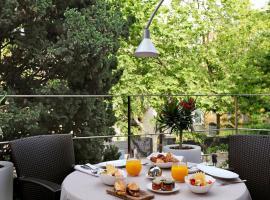 فندق ومطعم إيه بي إيه سي برشلونة جي إل مونومينتو
