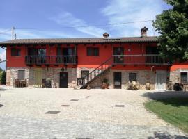 Cascina Mirabella, Murazzo