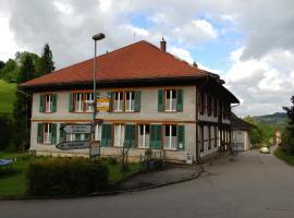 弗利沃农施豪斯赫尔施马特酒店, Guggisberg