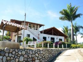 Hotel Campestre la Loma curiti, Curití