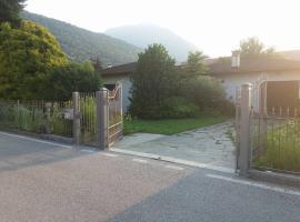 Villa Firenze, Gambarogno