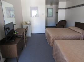 Marland Motel, Powell River