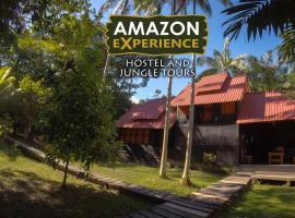 Amazon Experience Hostel, 莱蒂西亚