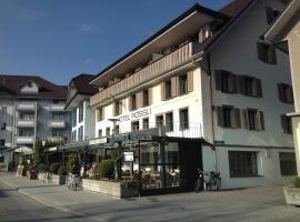 Hotel & Restaurant Rössli, Stansstad