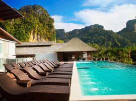 Railay Princess Resort & Spa, Bãi biển Railay