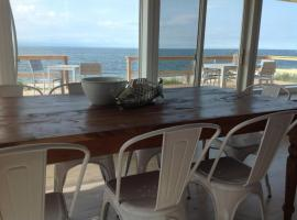 Sound View Beach house vineyards, Wading River