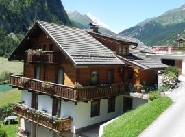 Haus Marienheim, Heiligenblut