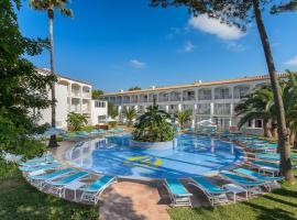 Hotel Playasol Cala Tarida, 卡拉塔瑞达