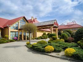 Hotel Wellness & Spa Nowy Dwór, Świlcza