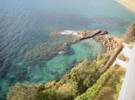 滨海岩石酒店