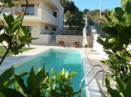 loft in villa con piscina, Noto