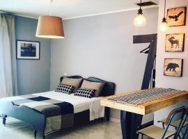 SAXUM Guest House, Sasso di Castalda