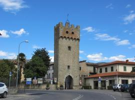 Giotto Apartment, Castelfranco di Sopra