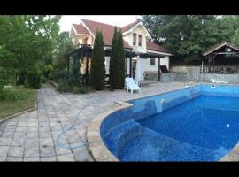Luxury Villa Rada, סקופיה