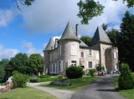 Château Le Mialaret, Neuvic