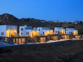 Almyra Guest Houses, Paraga