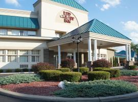 Red Carpet Inn Albany, אלבני