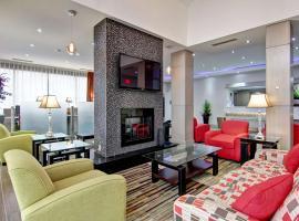 多伦多北约克贝斯特韦斯特酒店及套房