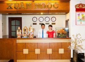Xuan Ngoc Hotel, 胡志明市