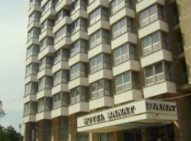 Hotel Banat, Olimp