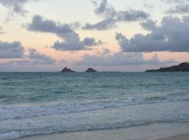 Kailua Beachside 2Bed/2bath, Kailua