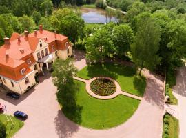 Liepupe Manor, Liepupe
