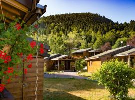 camping du haut des bluches, La Bresse