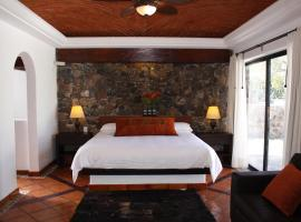 Hotel Villa Mexicana Golf & Equestrian Resort, Villa del Pueblito