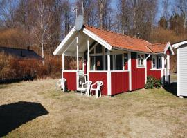 Two-Bedroom Holiday Home in Karlshamn, Hunnemara
