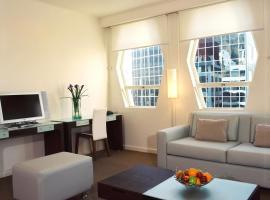 奎斯特莱姆顿服务公寓式酒店