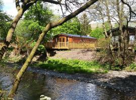 Scottish Riverside Lodge, Dollar
