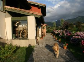 Hotel Rural Paraje del Asturcon, Sardalla