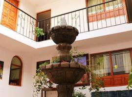 Hotel Inca Sairy Tupac, Yucay