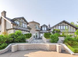 Fully Furniture Luxury House in West Vancouver, Eagle Harbour