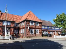 库勒帕兰德酒店, 吕贝克