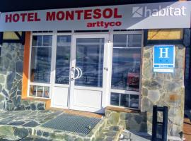 Hotel Montesol Arttyco, 塞拉内华达
