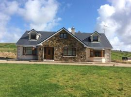 Beautiful Home on Lake Carrowmore, Belmullet