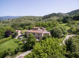 Villa Il Trebbio, 哥尔顿