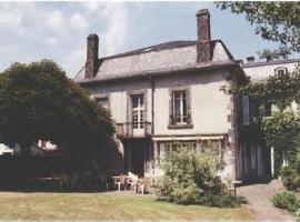 La Source du Mont, Saint-Martin-Valmeroux