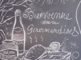 Aux Gourmandises, Corgengoux